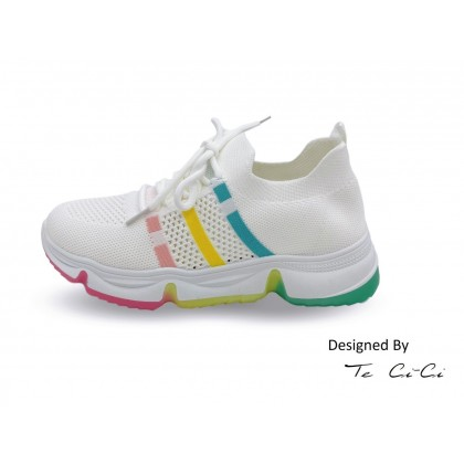 Seven Colors Stocking Sneakers