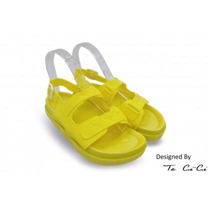 Sponge Bob Strap Sandals