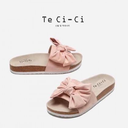 Pastel Bow Sandals (Pre Order)